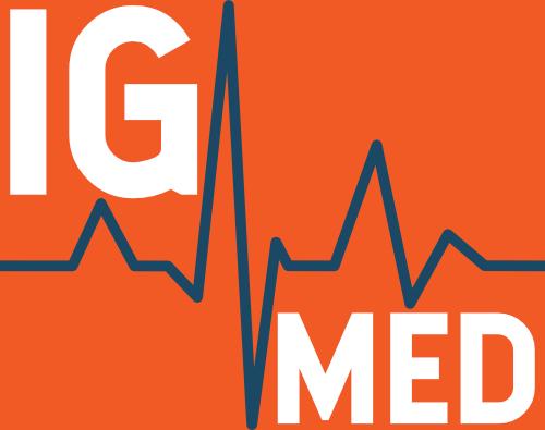 Logo der IG Med